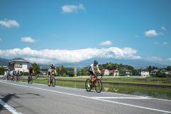 Cycling Mt Fuji